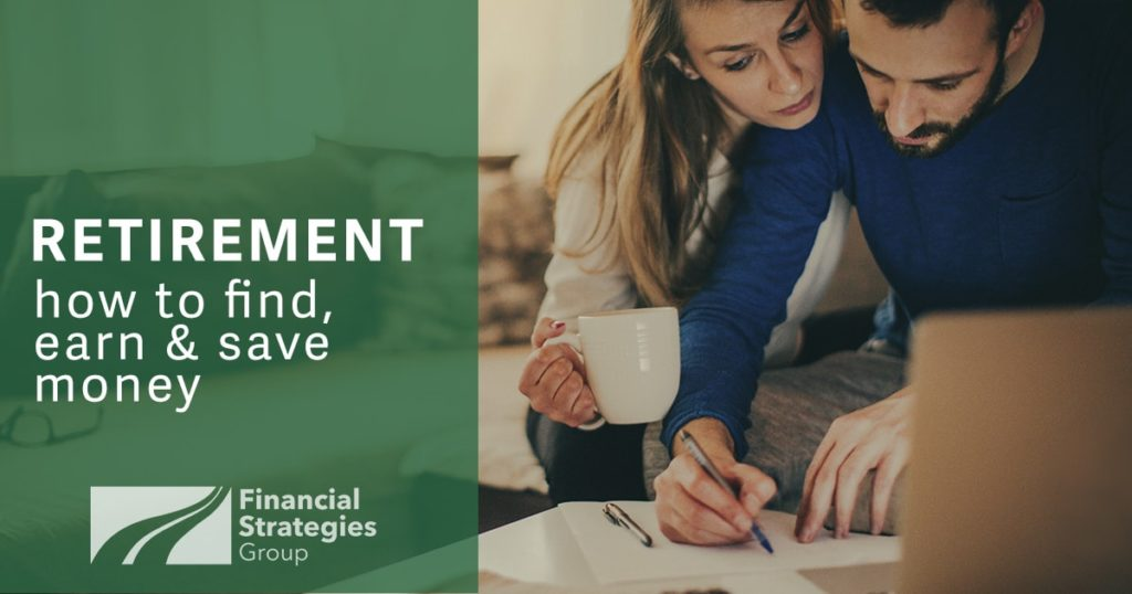 How much should I be saving for retirement - by Financial Strategies Group