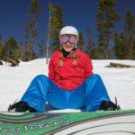 Tawna Snowboarding