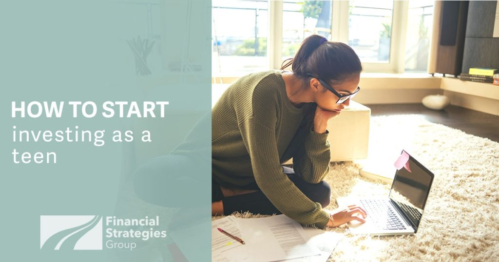 How to start investing as a teen
