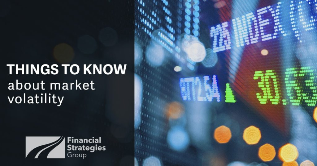 Things to know about market volatility