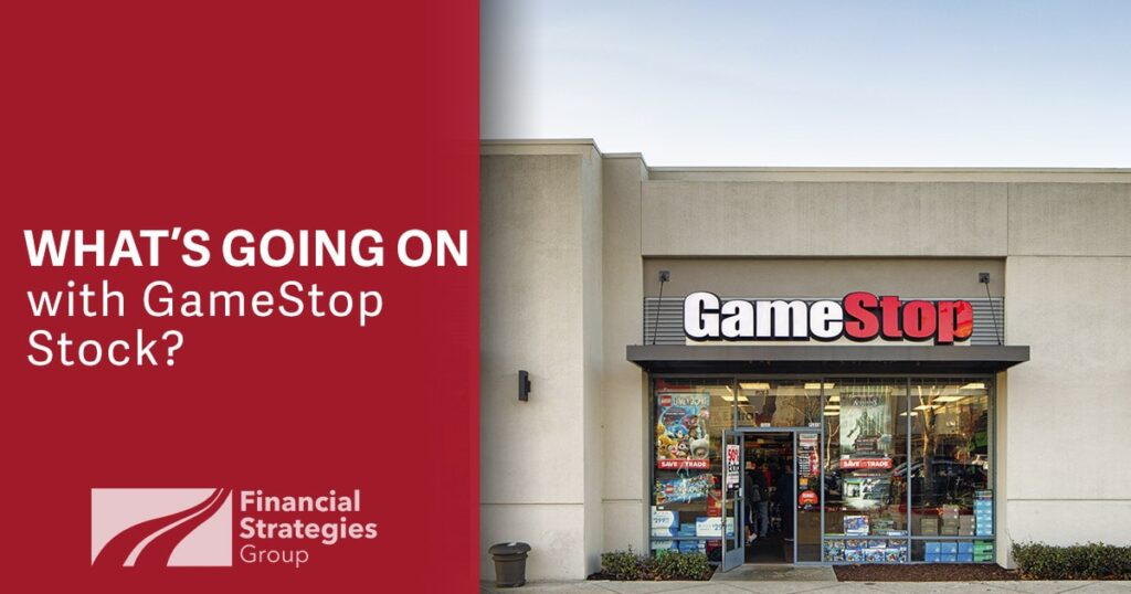 What is Going on with GameStop Stock?